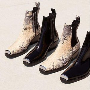 Jeffrey Campbell Shoes - Brisbane Chelsea Boot by Jeffrey Campbell